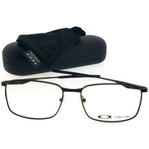 OX5100-0152 Men's Black Frame Eyeglasses